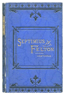 Septimus Felton or The Elixir of Life. Oscar Kirk reading list. BK Duncan