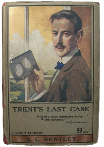 Trent's Last Case. Oscar Kirk reading list. BK Duncan