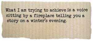 Writing secrets. Narrative & voice. Truman Capote. Writing skills & craft by Ruth Wade