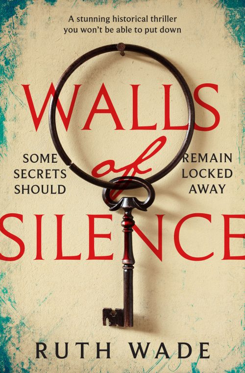 Book cover for Walls of Silence by Ruth Wade