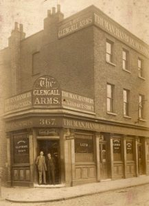 Glengall Arms, West Ferry Rd (photo source: Carol Coleman)