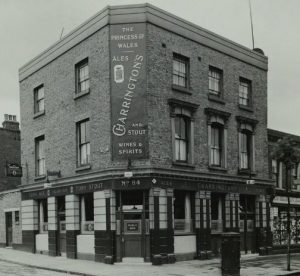 Princess of Wales, Manchester Rd (photo source: National Brewery Heritage Trust)
