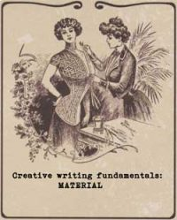 Free creative writing course from Ruth Wade. Material