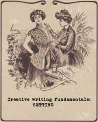 Free creative writing course from Ruth Wade. Setting