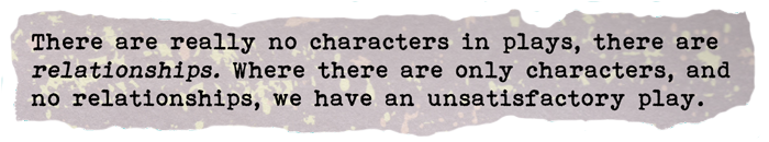 Writing secrets. Creating characters. Arthur Miller. Writing skills & craft by Ruth Wade