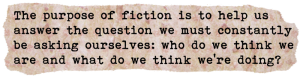 Words on Writing. Quotation from Robert Stone. The deep stuff by Ruth Wade