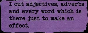 Words on writing. Simenon. Skills & craft by Ruth Wade