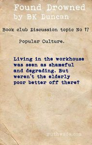 Found Drowned book club discussion topics: 17 popular culture in 1920