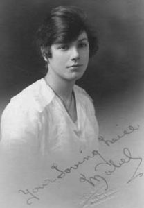 Ruth Wade. Author collection. Mabel