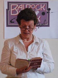 Author Ruth Wade