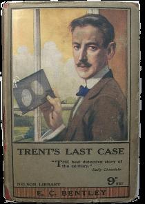 Trent's Last Case. Oscar Kirk reading list. BK Duncan
