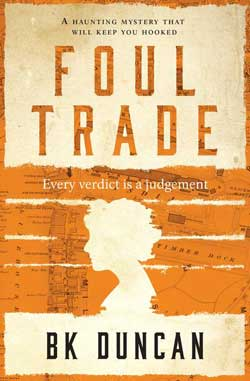 Foul Trade by BK Duncan. Bloodhound Books
