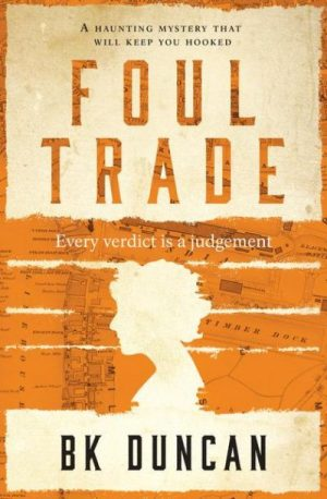 Book cover for Foul Trade by BK Duncan