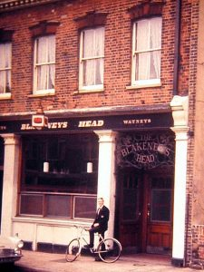 Blakeneys Head, Poplar High St (photo source: Peter Herring)