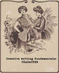 Free creative writing course from Ruth Wade. Character