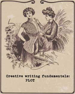 Free creative writing course from Ruth Wade. Plot