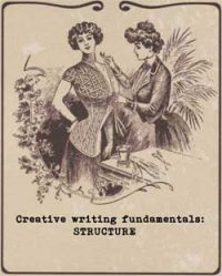 Free creative writing course from Ruth Wade. Structure
