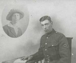 About Ruth Wade. WW1 family photograph 4