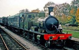 About Ruth Wade. Bluebell Steam Railway. Fletchling