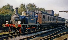 About Ruth Wade. Born on the Bluebell Steam Railway